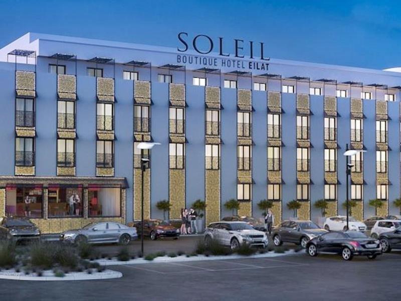 Soleil Boutique Hotel Eilat Image 3