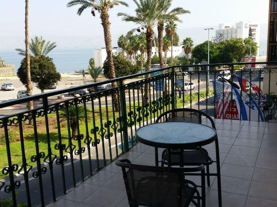 Panorama Hotel, Tiberias Image 16