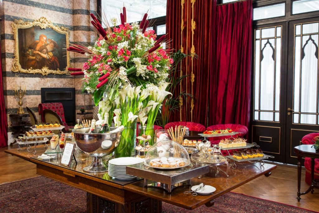 Pera Palace Hotel, Istanbul Image 17