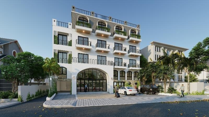 Salmalia Boutique Hotel & Spa, Danang City Image 2