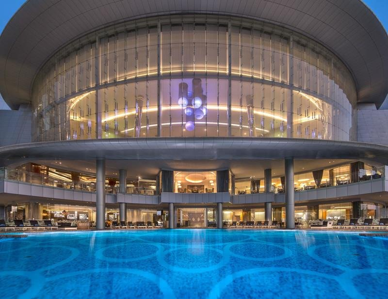 Jumeirah At Etihad Towers Hotel, Abu Dhabi Image 24