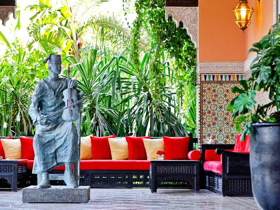 Sofitel Marrakech Lounge And Spa Image 5
