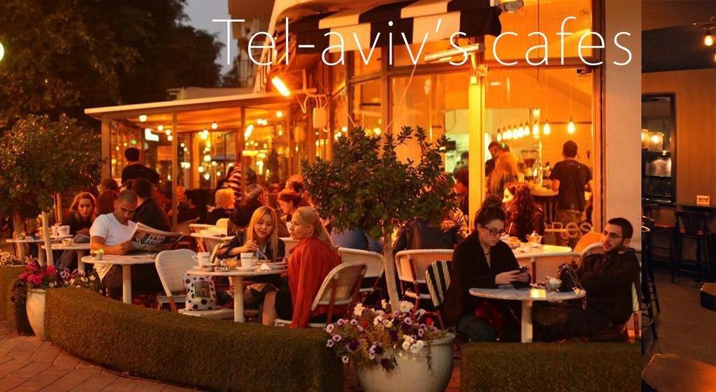 Lenis Hotel, Tel Aviv Image 44