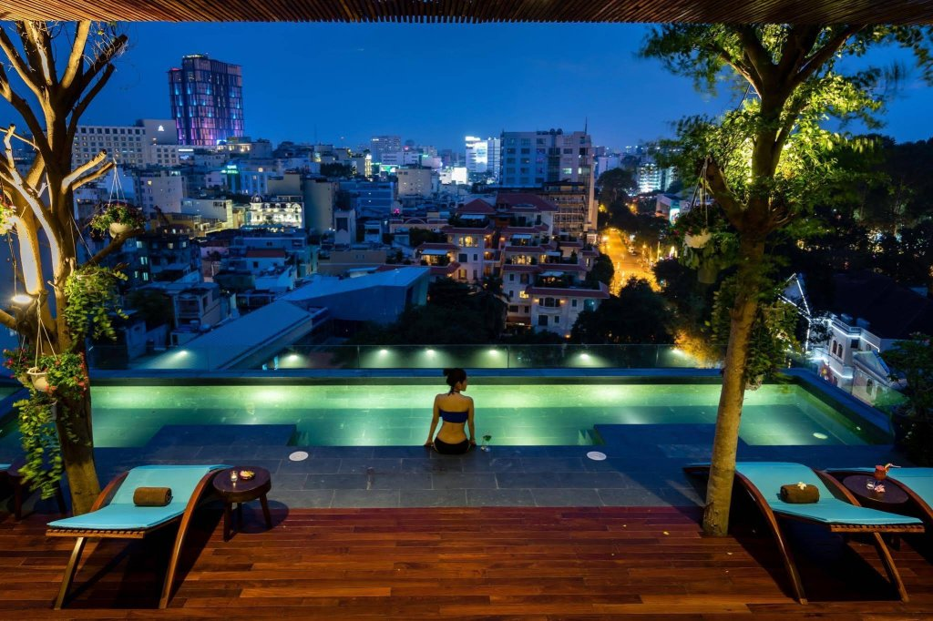 Silverland Yen Hotel, Ho Chi Minh City Image 0