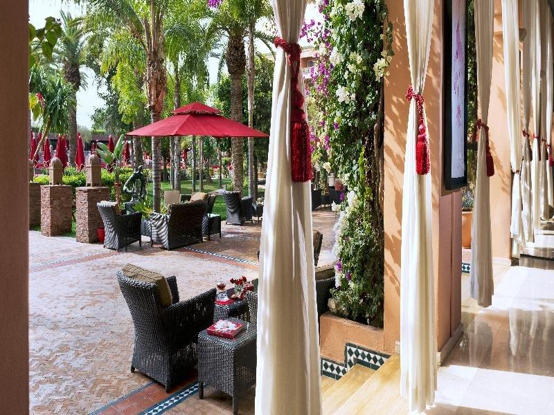 Sofitel Marrakech Lounge And Spa Image 45