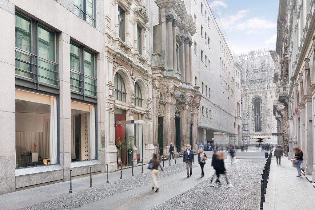Sina The Gray, Milan Image 29