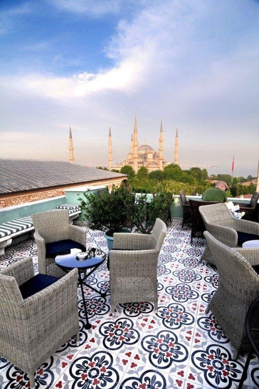 Hotel Ibrahim Pasha Image 0