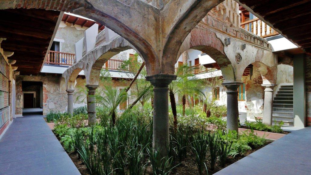 Hotel Cartesiano Puebla Image 47