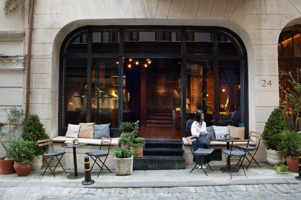 Georges Hotel Galata, Istanbul Image 54