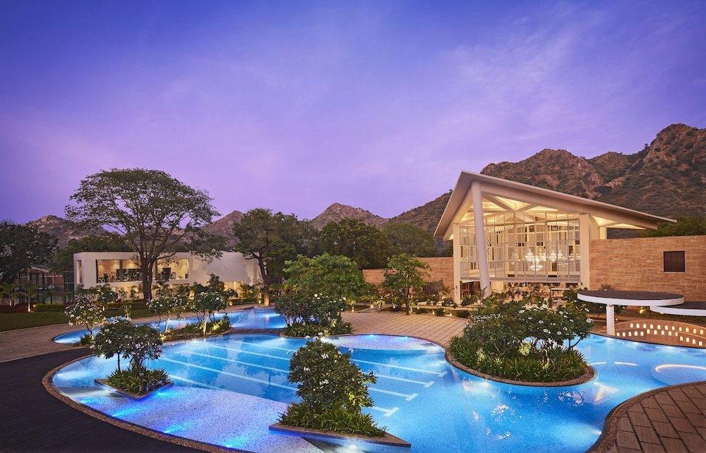 Taj Aravali Resort & Spa Image 0