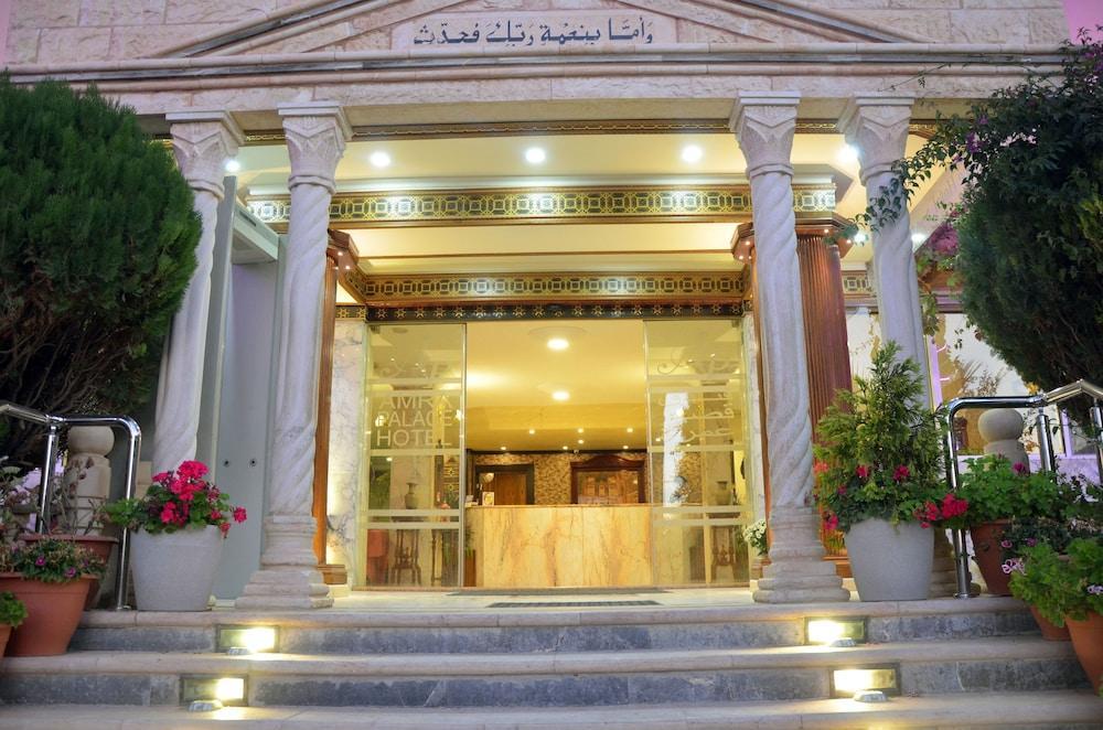 Amra Palace Hotel, Petra Image 0