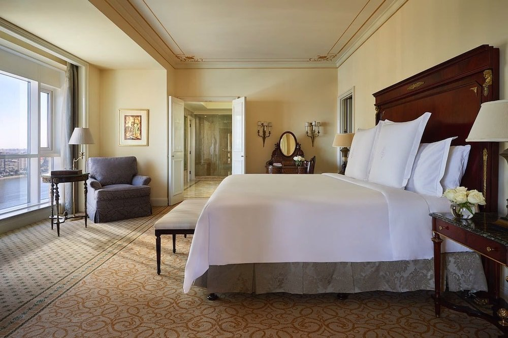 Four Seasons Hotel Cairo At First Residence Image 41