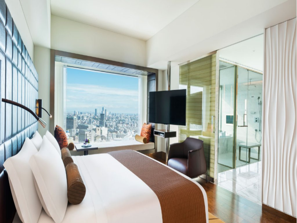 The Prince Gallery Tokyo Kioicho, A Luxury Collection Hotel Image 0