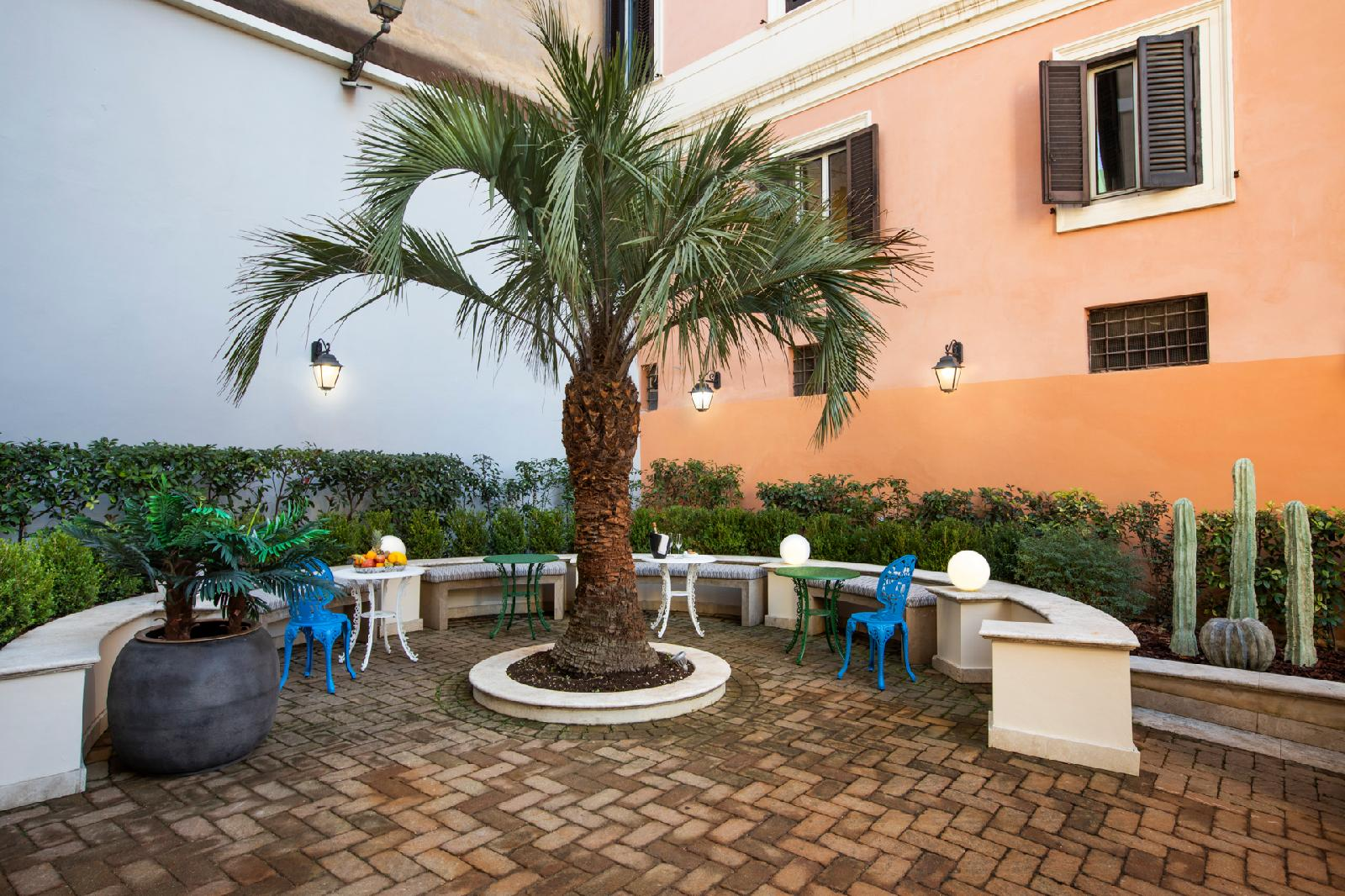 Palm Suites - Small Luxury Hotels Of The World, Rome Image 7