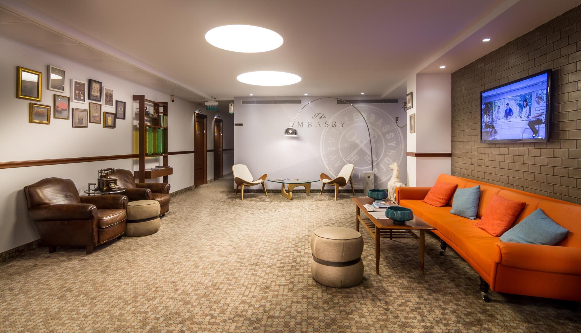 Embassy Hotel Tel Aviv Image 16