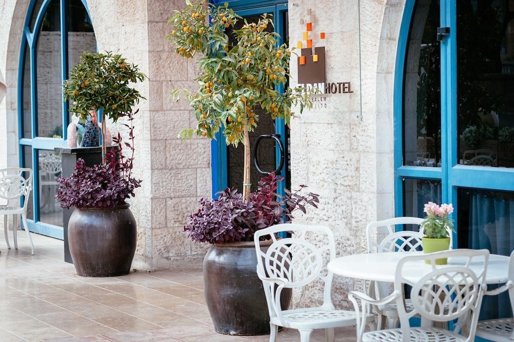 Eldan Hotel Jerusalem Image 4