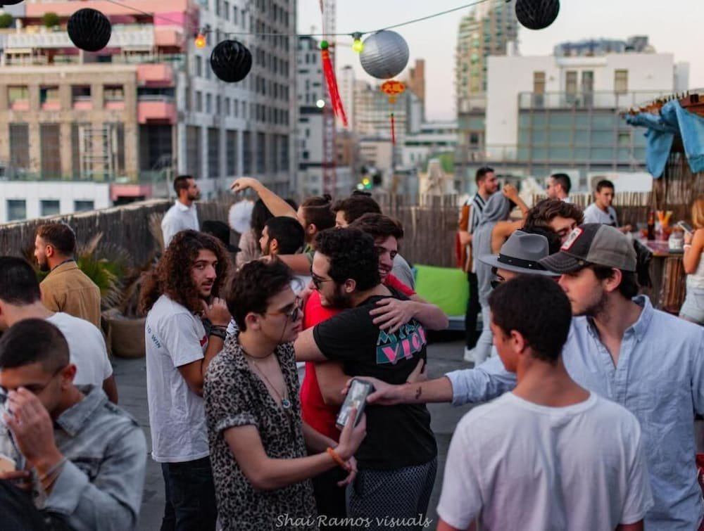 Hayarkon Hostel Tel Aviv Image 34