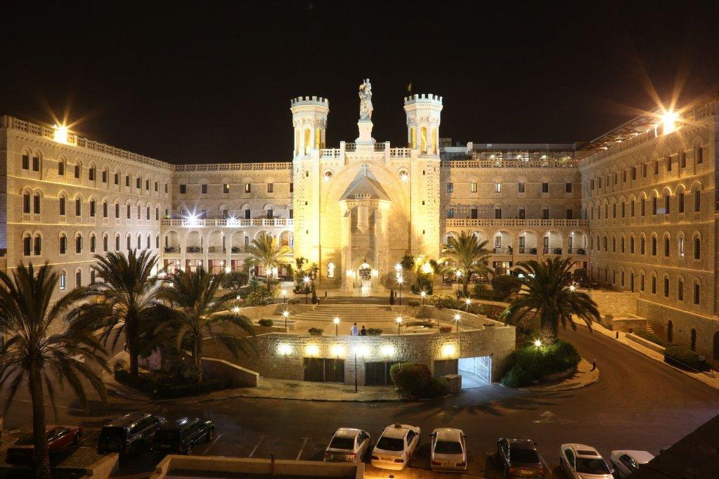 Notre Dame Of Jerusalem Center Image 39