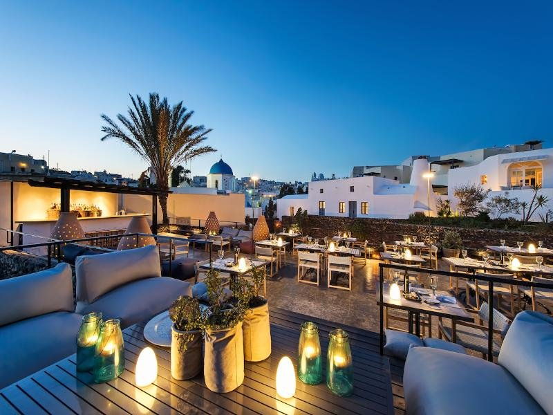 Vedema, A Luxury Collection Resort, Santorini Image 1