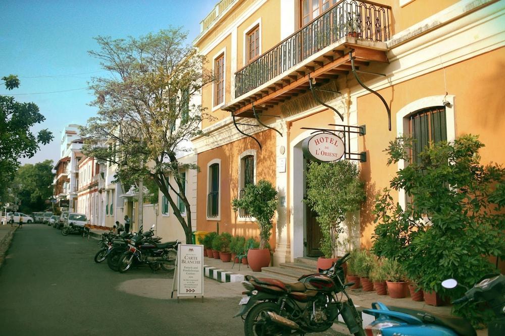 Palais De Mahe, Pondicherry Image 5