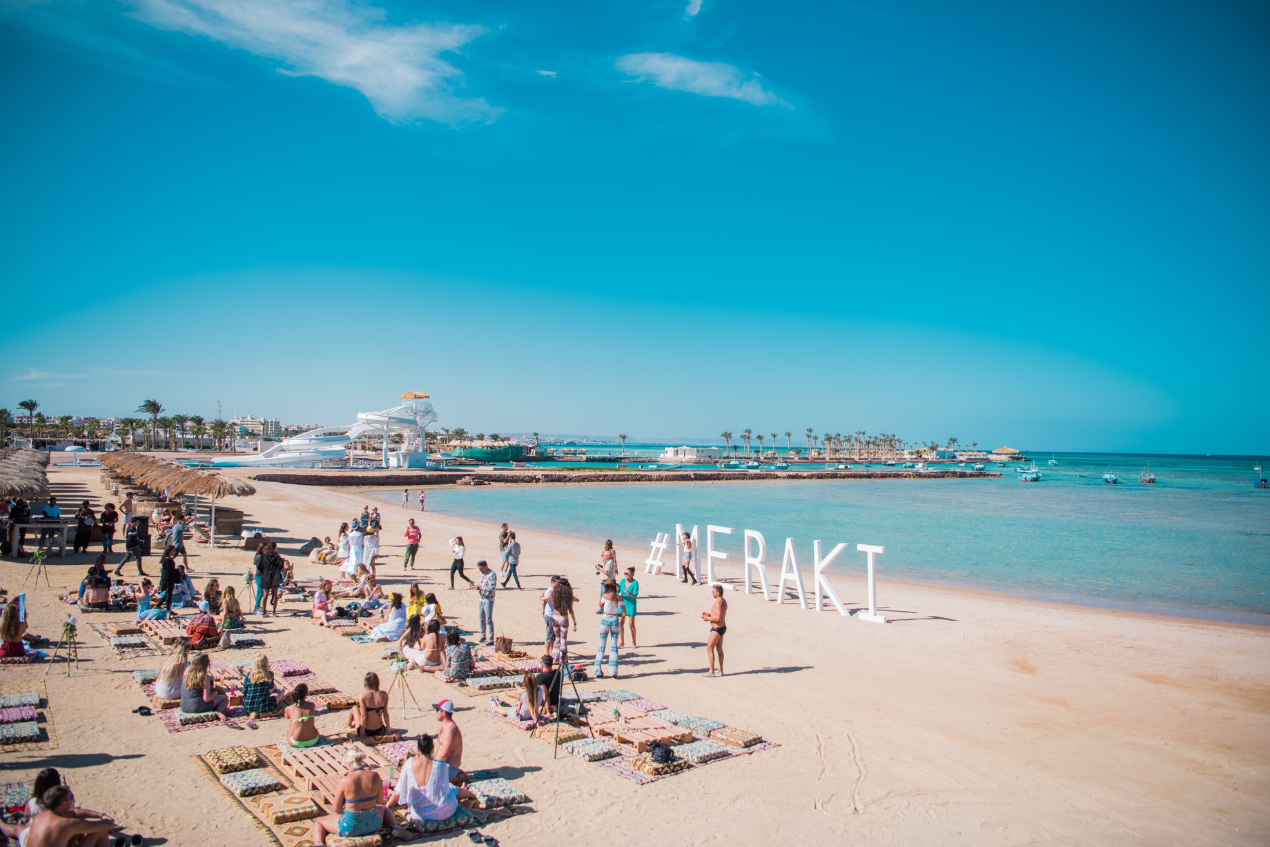 Meraki Beach Resort, Hurghada Image 2