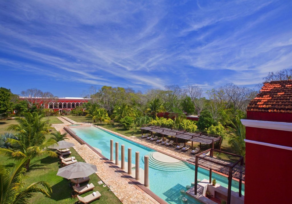Hacienda Temozon A Luxury Collection Hotel, Merida Image 0