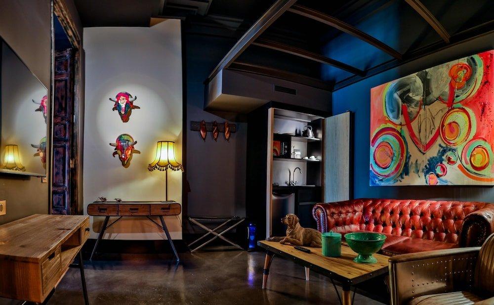 Hotel Lobby Room Seville Image 1