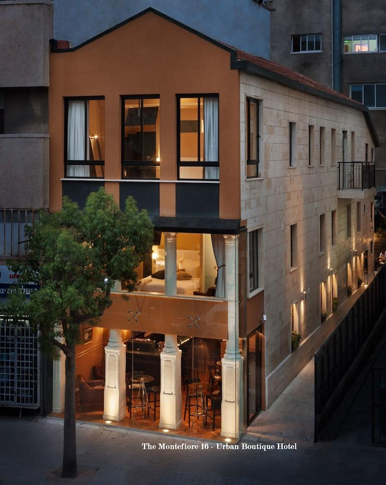 Montefiore 16 - Urban Boutique Hotel, Tel Aviv Image 10