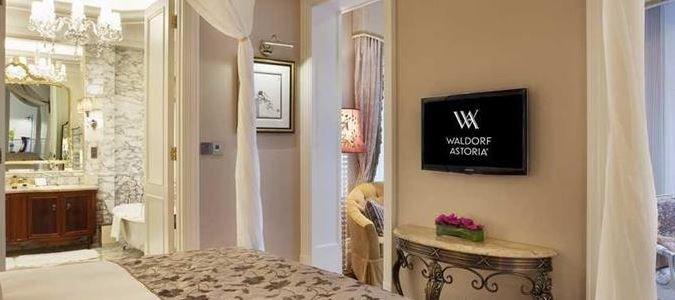 Waldorf Astoria Shanghai On The Bund Image 35