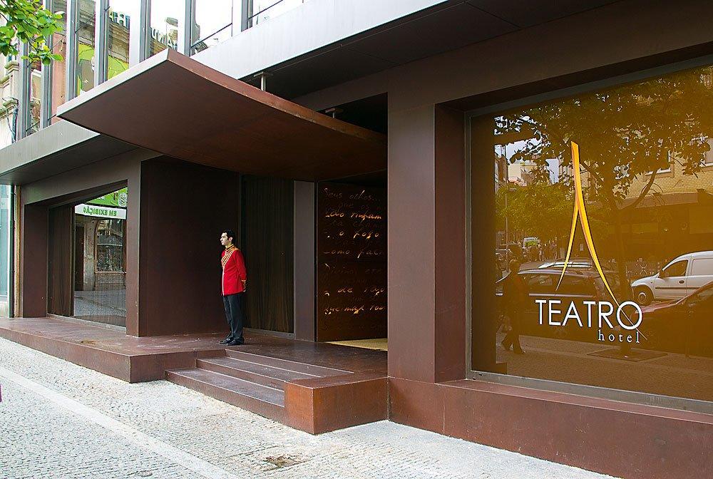 Portobay Hotel Teatro, Porto Image 9