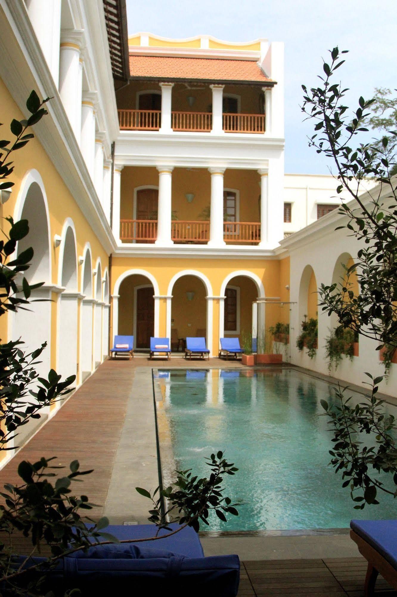 Palais De Mahe, Pondicherry Image 8