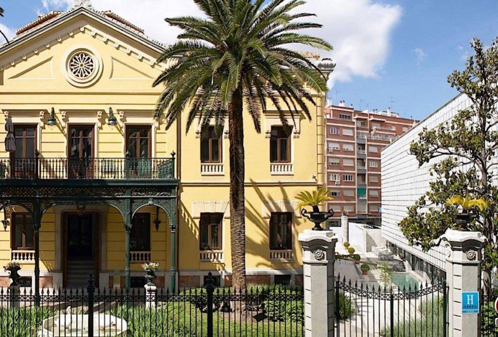 Hotel Hospes Palacio De Los Patos Image 41