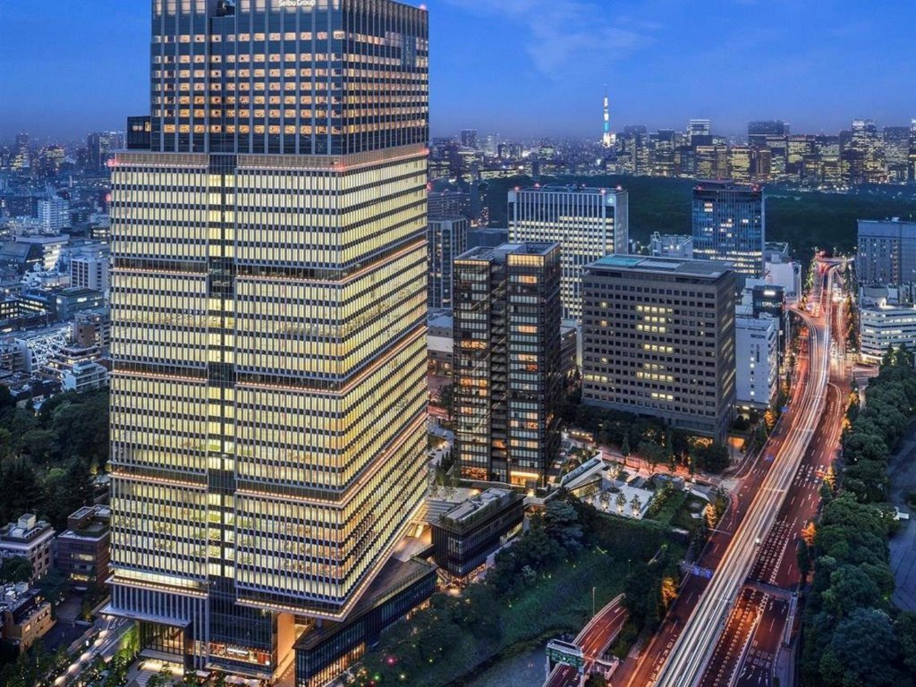 The Prince Gallery Tokyo Kioicho, A Luxury Collection Hotel Image 8