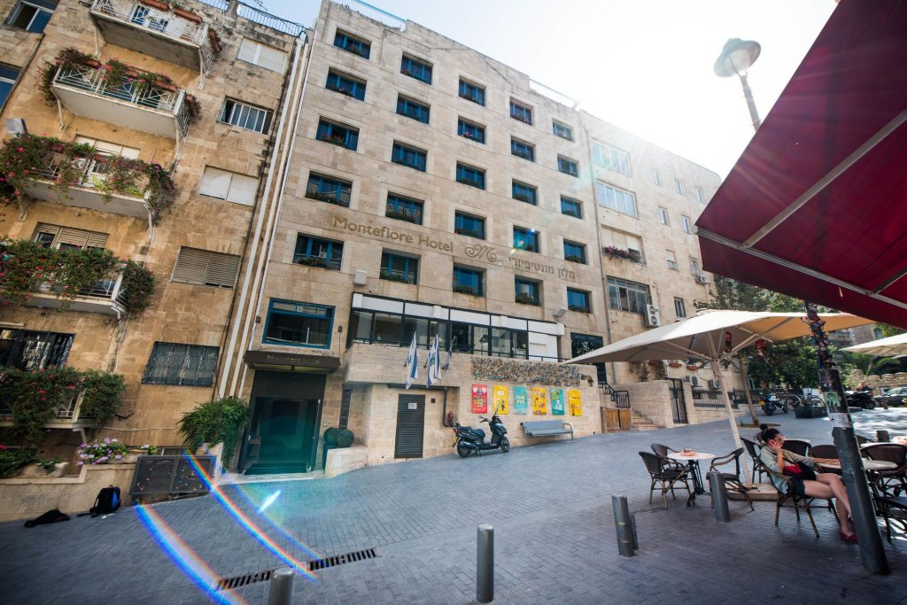 Montefiore Hotel By Smart Hotels, Jerusalem Image 4