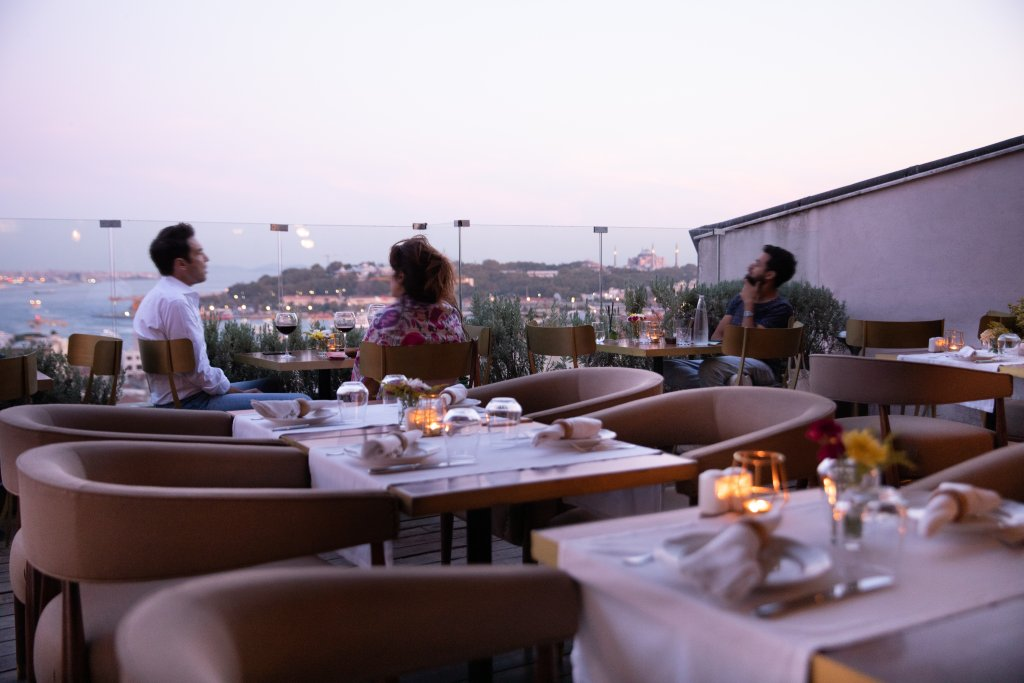 Georges Hotel Galata, Istanbul Image 60