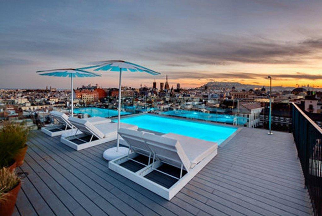 Yurbban Trafalgar Hotel, Barcelona Image 12