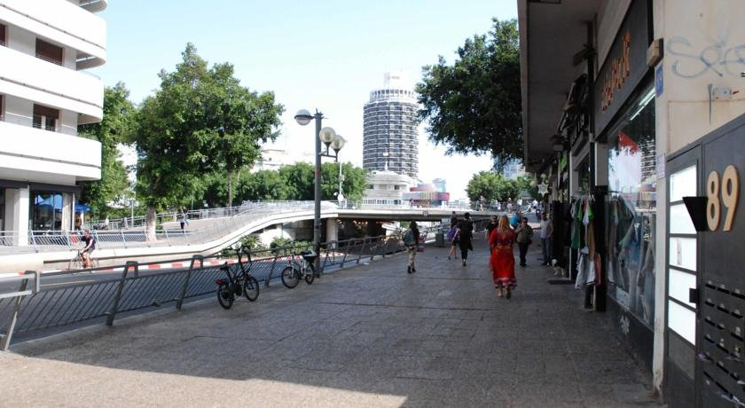 The White House Hotel At Dizengoff Square, Tel Aviv Image 48