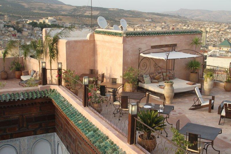 Riad Laaroussa- Hotel & Spa Image 24