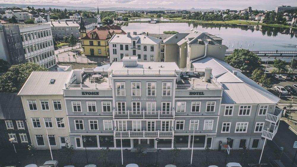 Kvosin Downtown Hotel, Reykjavik Image 3