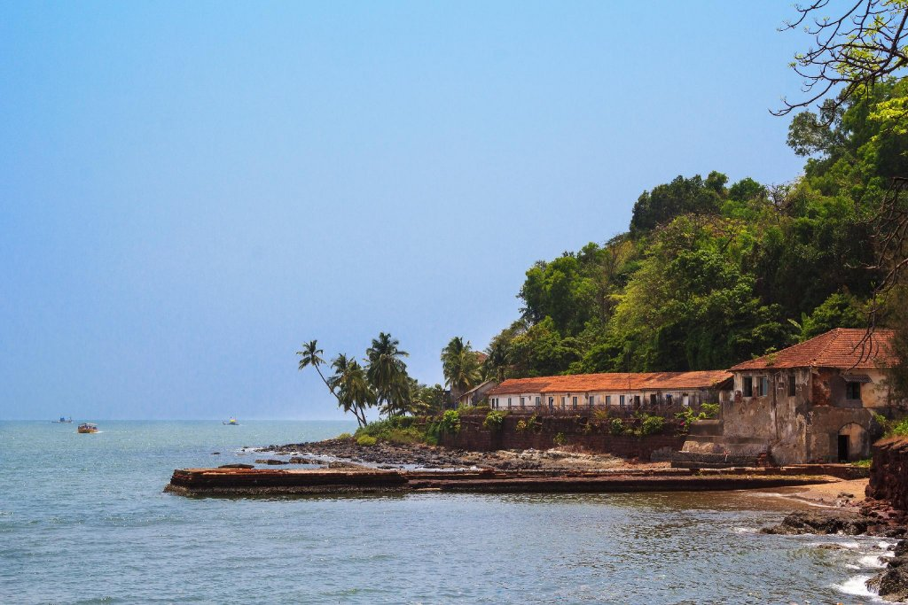 Taj Fort Aguada Resort & Spa, Goa Image 22