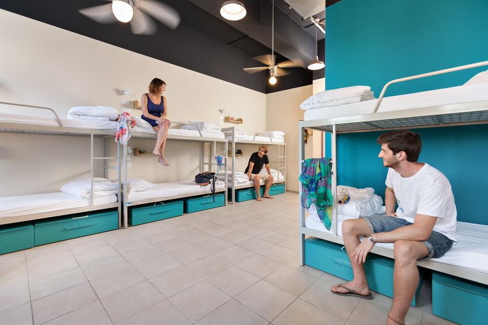 Abraham Hostel Tel Aviv Image 2