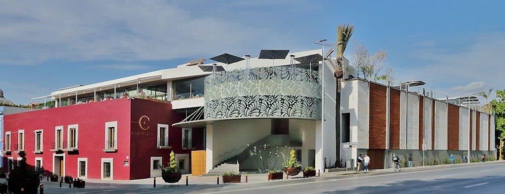 Hotel Cartesiano Puebla Image 41