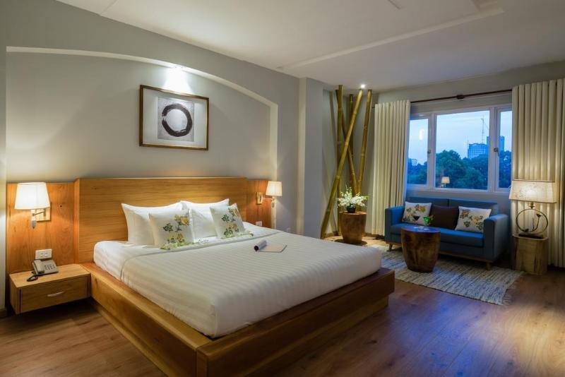 Silverland Yen Hotel, Ho Chi Minh City Image 4