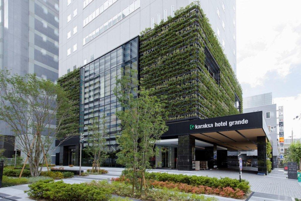 Karaksa Hotel Grande Shin-osaka Tower Image 0