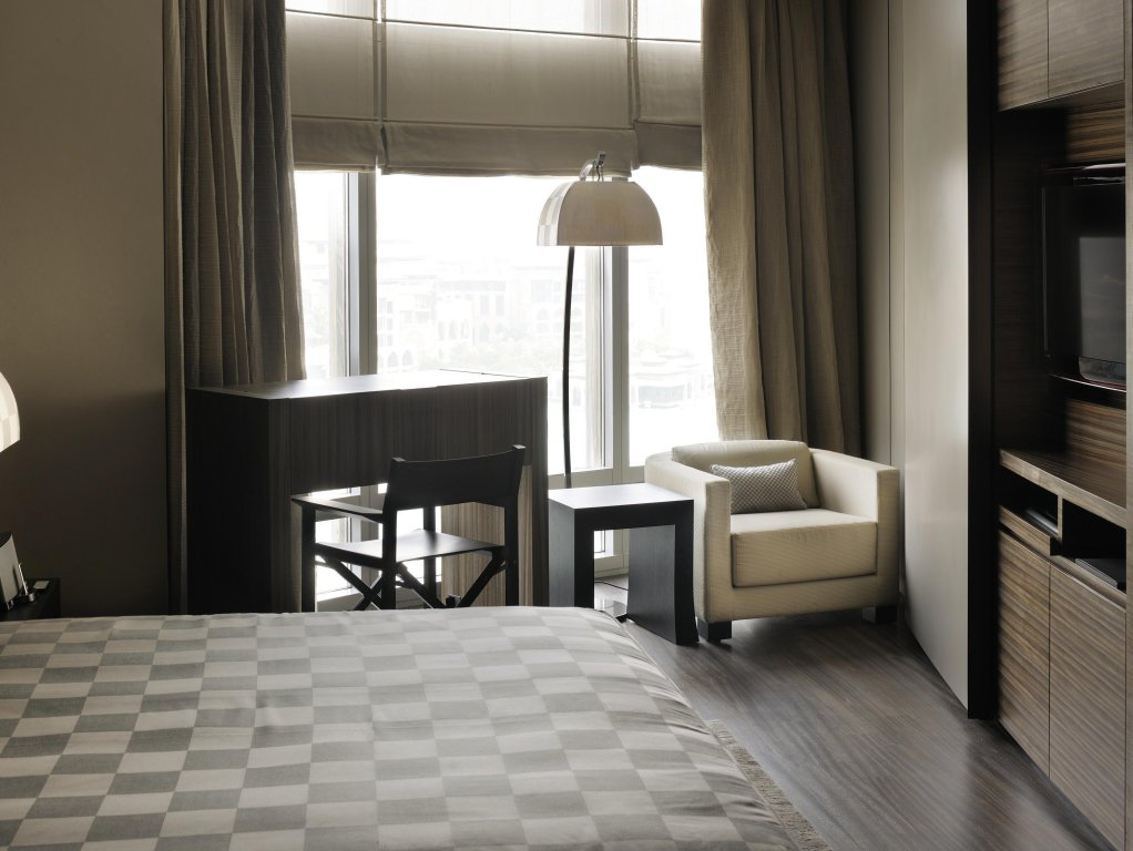 Armani Hotel Dubai Image 4