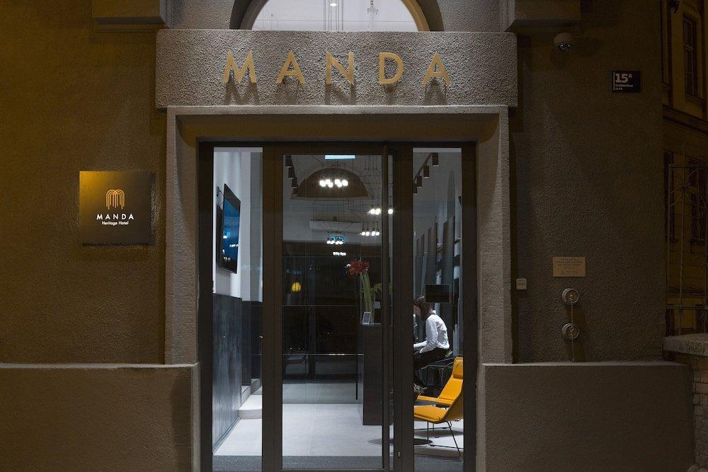 Manda Heritage Hotel, Zagreb Image 4