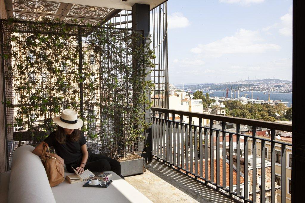 Georges Hotel Galata, Istanbul Image 38