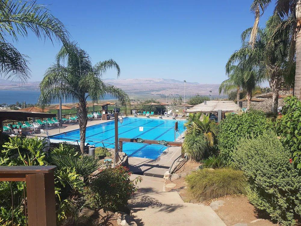 Ramot Resort Hotel, Tiberias Image 16