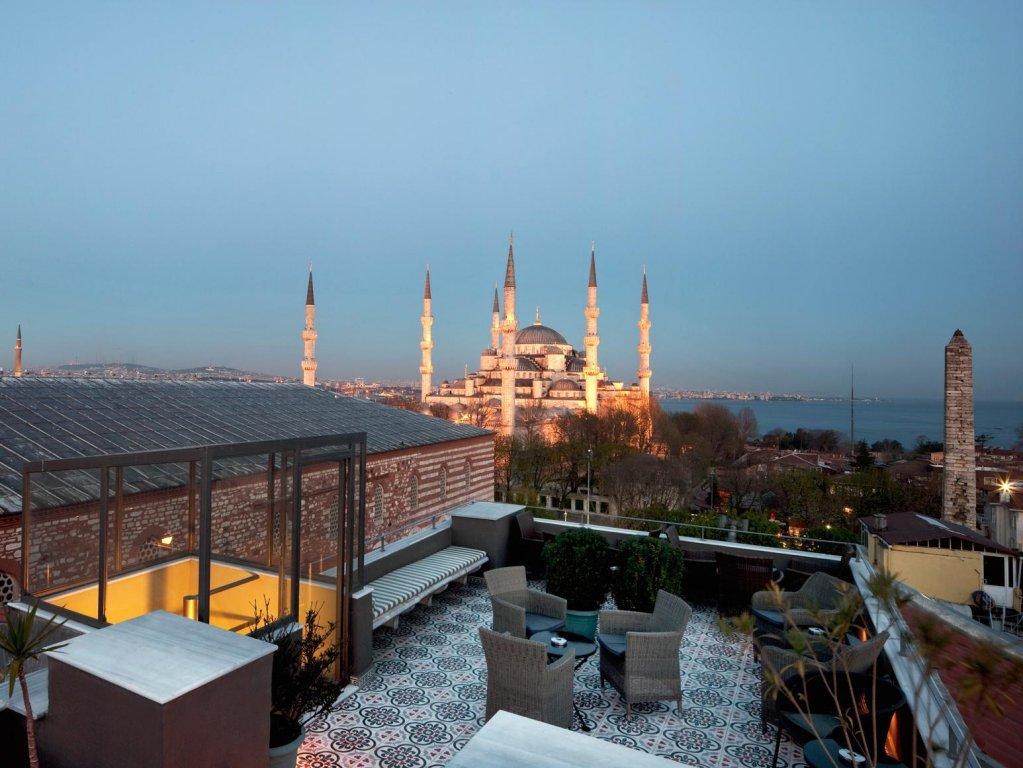Hotel Ibrahim Pasha, Istanbul Image 35