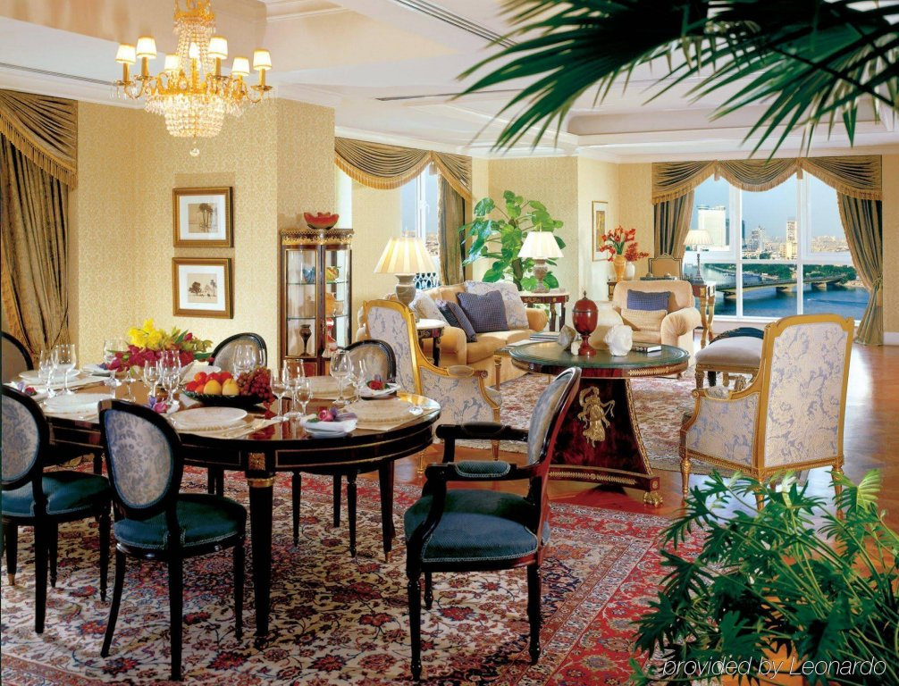 Four Seasons Hotel Cairo At First Residence Image 1